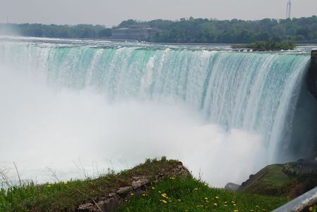 view on Niagara Falls