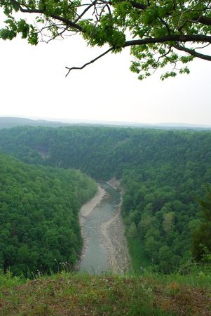 letchworth park view