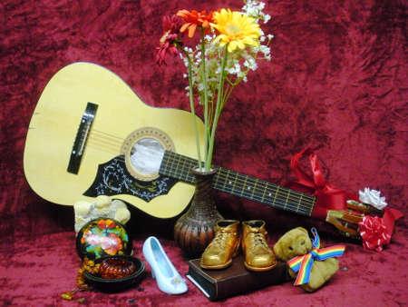gitar: Memories of childhood
