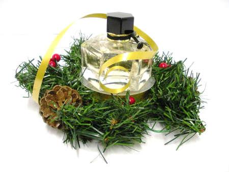 christmas perfume: Perfume for Christmas present