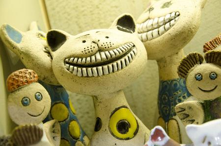 souvenirs: souvenirs Lviv Stock Photo
