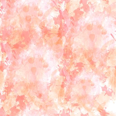 抽象水彩画アートハンドペイントベクトルイラスト
