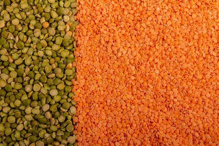 Botanicals rich in vegetable protein for vegetarians Banque d'images