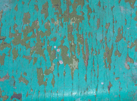 there is a background of desquamation paint Stock Photo