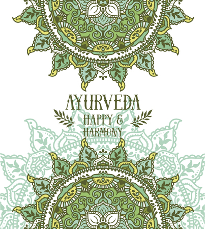 Poster für Ayurveda