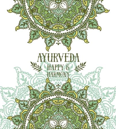 Poster for ayurveda
