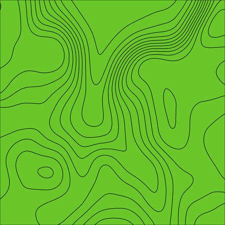 Elevation map. Topographic background. Vector illustretion. Kho ảnh