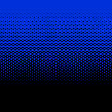 Abstract halftone background. Vector illustration. Retro effect. Texture monochrome dots. Banco de Imagens