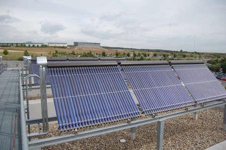 cobradores: Energ�a alternativa. Los colectores solares 1.