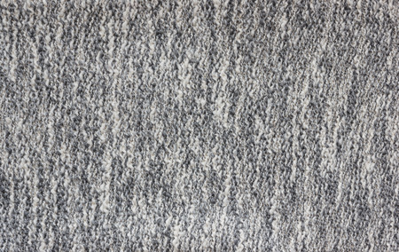 heterogeneous: light gray-white polyester textiles boucle background