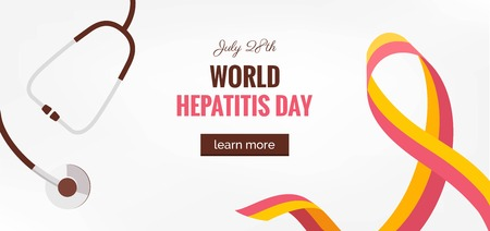 28 July World hepatitis day.