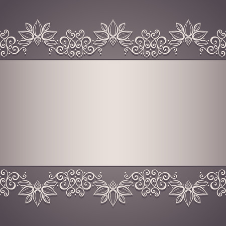 burgeon: Vector Colored Floral Background  Hand Drawn Texture with Flowers Illustration