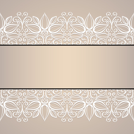 Vector Colored Floral Background  Hand Drawn Texture with Flowers Illustration