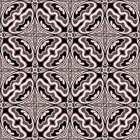 lace: Modelo incons�til del cord�n del vintage (Vector). Mano textura Dibujado, Ornamento �tnico Vectores