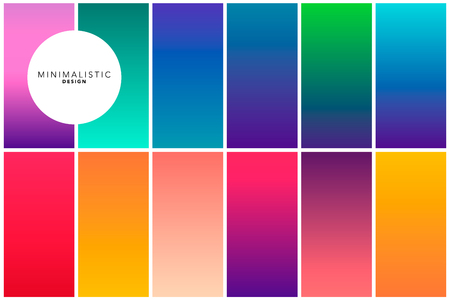 Cool gradients. Future geometric template. Can use for business data report, presentation, web page, brochure, leaflet, flyer, poster and advertising.