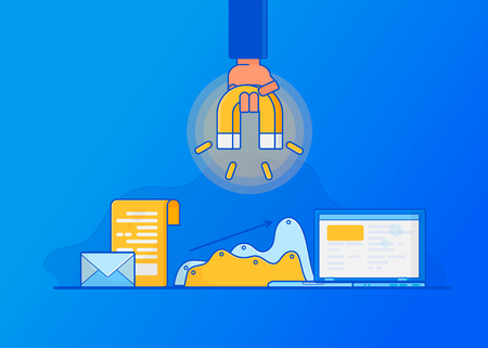 Attracting online customers. Digital inbound marketing,