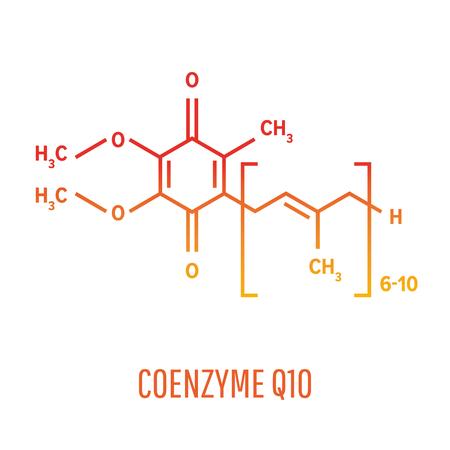 Coenzyme Q10, ubiquinone, coenzyme Q10. La coenzyme Q est nécessaire au fonctionnement normal des organismes vivants et au fonctionnement des tissus à haut niveau de métabolisme énergétique.