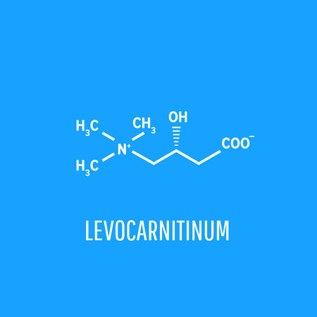 levocarnitine, levocarnitine, also l-carnitine left carnitine.Acetylcarnitine biological molecule
