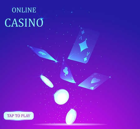 Mobile casino slot game