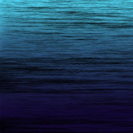 Realistic sea illustration.