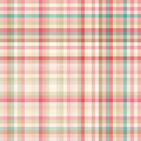 Chequered vector background. Seamless pattern. Illustration