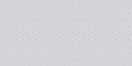 Vector seamless background with diagonal lines. Rhombs