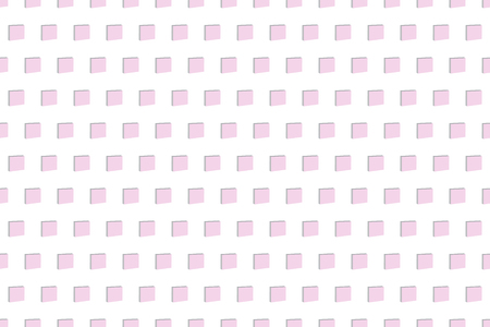 Vector seamless texture with cubes. Modern background EPS 10