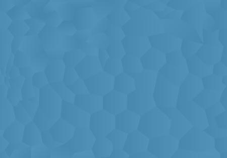 Vector blue background. Bubble textured web template. EPS 10 免版税图像 - 125309299