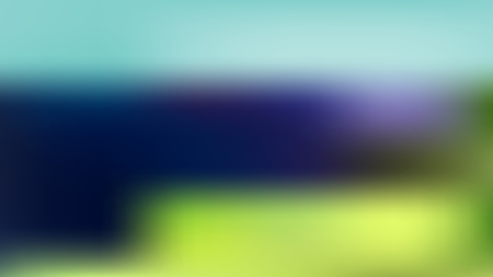 Vector blur colorful background from summer landscape Standard-Bild - 124649895