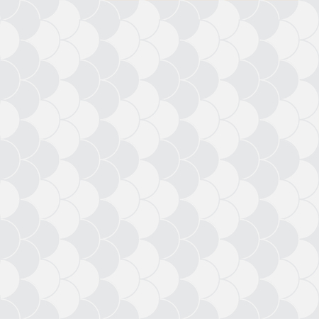 white background with geometric shapes. seamless pattern