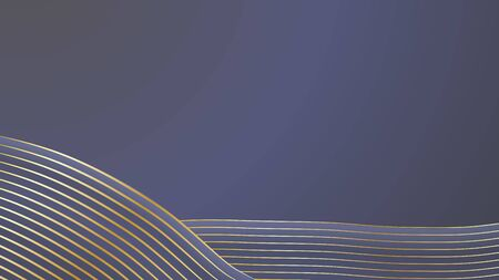 Vector blue luxury background for web. Vektorové ilustrace