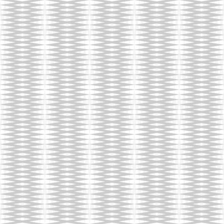 Vector abstract seamless pattern with vertical lines. Small ethnic elements