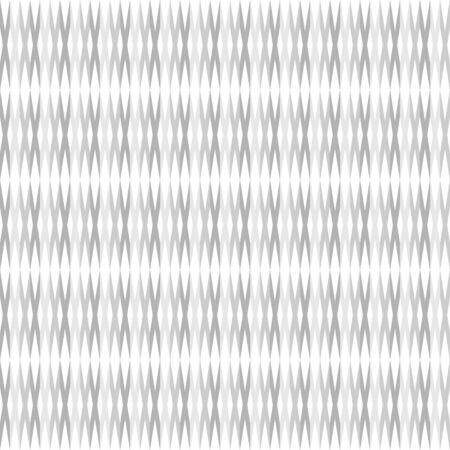 Vector abstract seamless pattern with horizontal lines. Small ethnic elements Illusztráció