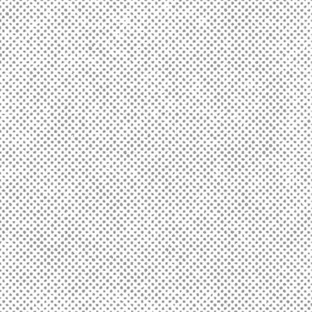 Polka dot vector seamless texture. Hand drawn 矢量图像