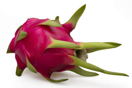 exotic fruits: The Dragon Fruit is also known as pitaya