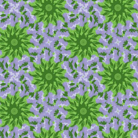 backround: backround of flowers Illustration