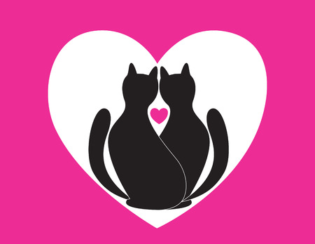 in love cats