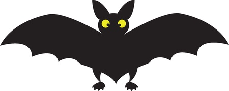 big bat Vector