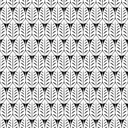 Vector illustration of leaves. Vector