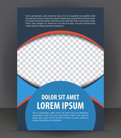 brochure cover design: Magazine, flyer, brochure, cover layout design print template
