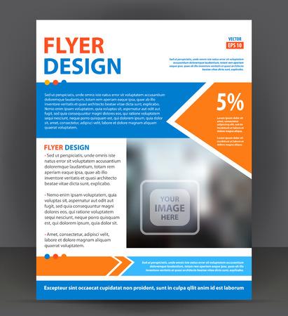 Resumen folleto, folleto, diseño de plantilla de diseño de impresión de cubierta, Carta de vector folleto formato de Ilustración Foto de archivo - 66070542
