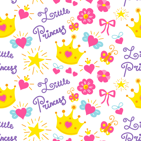 Little princess pattern