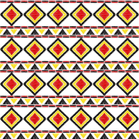 african print wallpaper  Tribal Pattern Vector Seamless. Uganda African Print. Background ...