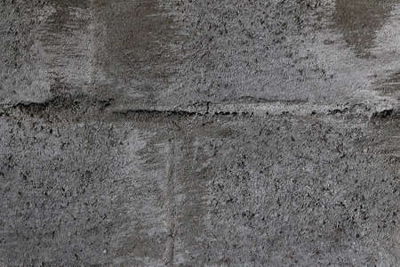 old concrete wall, white paint residue, background image, texture