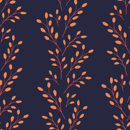 Seamless background. Vector illustration for thanksgiving day. 矢量图像