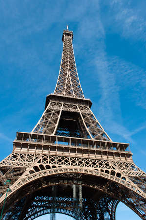 Paris is the capital and most populous city of France. The Eiffel Tower is the tallest structure in Paris photo