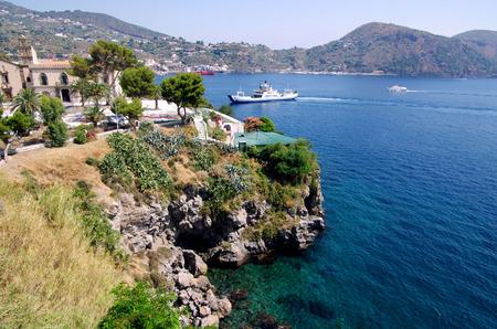 lipari: Island of Lipari, Aeolian Islands, Sicily, Italy