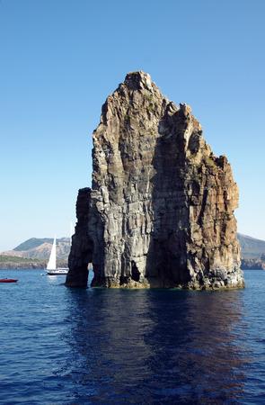 panarea: Island of Lipari, Aeolian Islands, Sicily, Italy