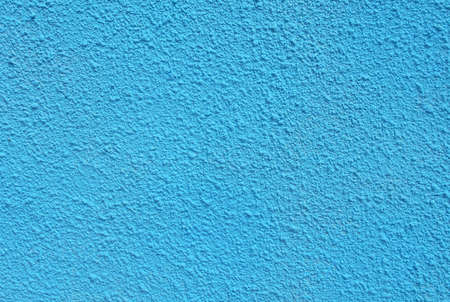 blue background: background wall plaster blue Stock Photo