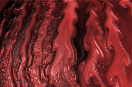 Melted Wax Background Imagens